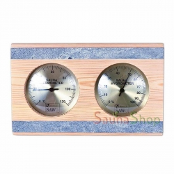 Термогигрометр в сауну Sawo 282-THRP