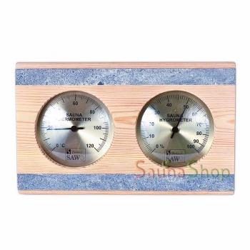 Термометры, гигрометры, песочные часы для сауны и бани