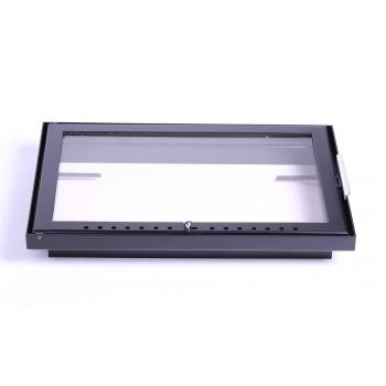 Дверца для печи или камина Valte Slim 400/600 (посадочный размер 316/516мм)