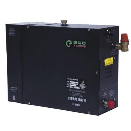 Парогенератор для хамама - турецкой бани EcoFlame KSA-45 4,5 кВт