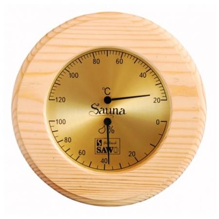 Термогигрометр для бани Sawo 231-THР
