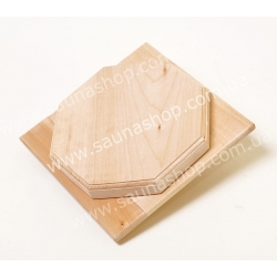 Грибок (вентиляционный клапан) липа или ольха, 160мм