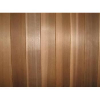 Вагонка для бани из канадского кедра сорт А, 85*10мм, 1м.кв. по рабочей ширине!