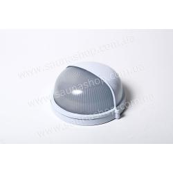 Светильник в сауну круглый ЭКО IP54 +130°C E27