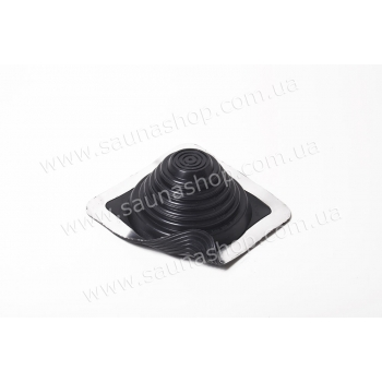 Кровельный уплотнитель для вентиляции Valte MF120 силикон 0-120мм универсальный