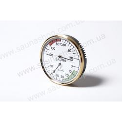 Термогигрометр для сауны EOS, Германия