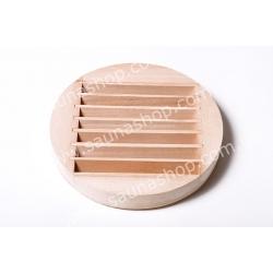 Вентиляционная решетка липа для сауны