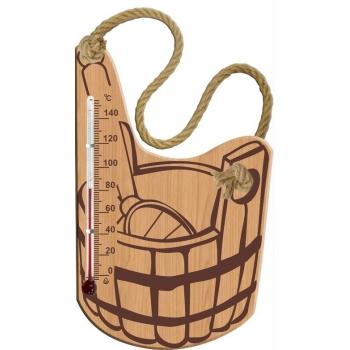 Термометр спиртовой для сауны Виктер-7