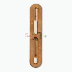 Часы песочные для сауны из термолипы