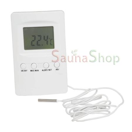 Электронный термометр для сауны, бани SPT-1