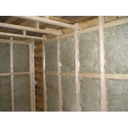 Брус строганный 50*40мм. для каркаса стен сауны