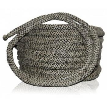 Термостойкий базальтовый шнур 10мм, 1м/п  +700°С