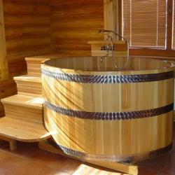 Бассейн для бани