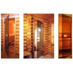 Уход за дверями в сауне и бане