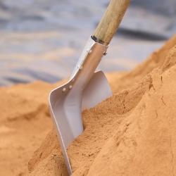 Винтовой фундамент для бани из бруса - быстро и недорого