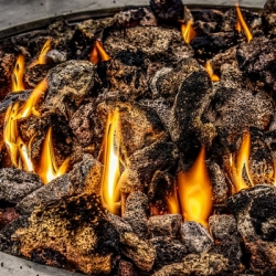 Газовая печь для бани - экзотическое решение