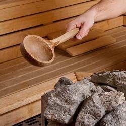 Как выбрать камни для бани и сауны