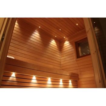 Светильники и лампы для освещения бани и сауны