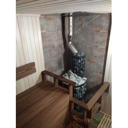 Термоабаш полок для бани, лежак в сауну, купить в Киеве