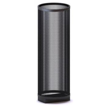 Сетка на трубу Новаслав H840мм D280мм черная крашенная сталь