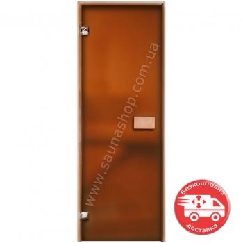 Двери для саун VALTE Бронза Мат 630*1730