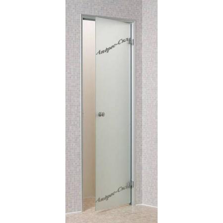 Дверь для парной Andres 700*1900 белая матовая