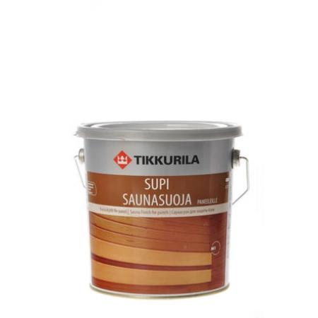Пропитка для вагонки Tikkurilla Supi Saunasuoja, 2,7л