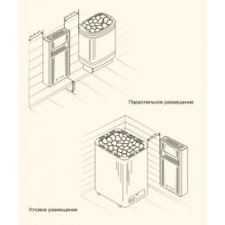 Парогенератор для бани Теплодар Steam City-2