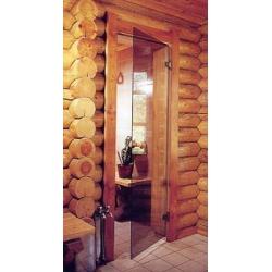 Двери для саун Andres Бронза 700*2000