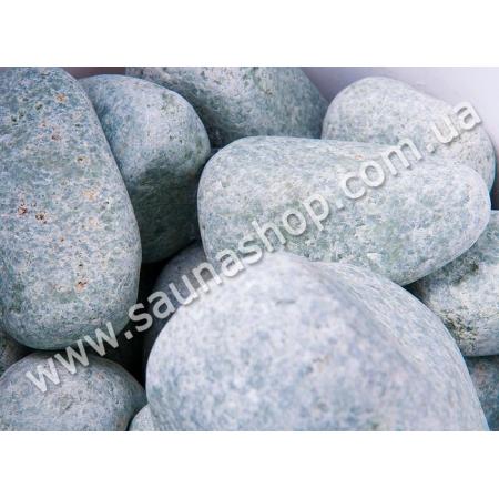 Камни для бани - ЖАДЕИТ шлифованный
