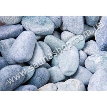 Камни для бани - ЖАДЕИТ шлифованный мелкий, 10кг