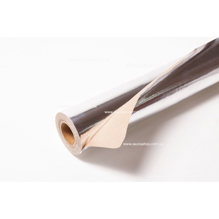 Фольга для сауны и бани на бумажной основе