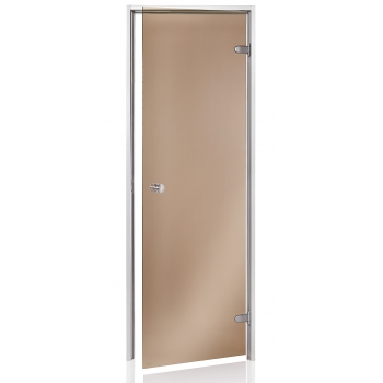 Дверь для парной Andres 800*2100 бронза