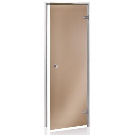 Дверь для парной Andres 700*2100 бронза купить Киев