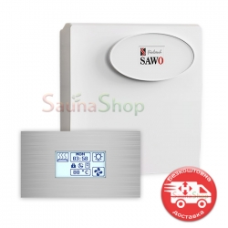 Пульт управления Sawo Innova Stainless Steel Touch INT-S-SST Combi