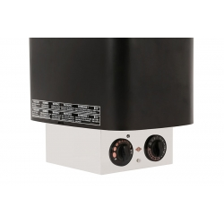 Электрокаменка Sawo Nordex 60 NB пульт на корпусе