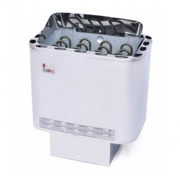 Печь электрическая Sawo Nordex 45 NS требует пульт