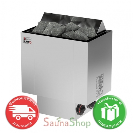 Электрокаменка Sawo Nordex NRX 60 NB