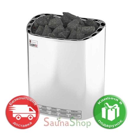 Электрокаменка Sawo Scandia 90 NS купить в Киеве