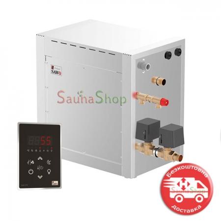 Парогенератор для турецкого хамама Sawo STN-120 DFP