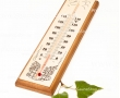 Термометр спиртовой для бани Виктер-1