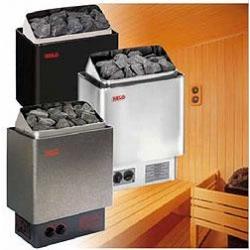 Электрическая печь для сауны Helo CUP 90ST хром