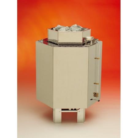 Bi-O Z6 18kWt шестигранная коммерческая печь с парогенератором