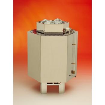 Bi-O Z6 21kWt шестигранная коммерческая печь с парогенератором