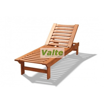 Лежак Valte из ольхи