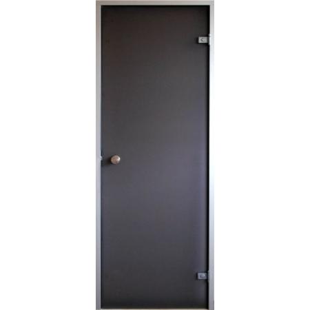 Двери для парной saunax бронза прозрачная