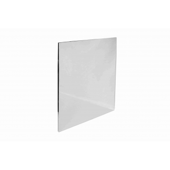 "Экран нержавеющий зеркало 800*800мм + загиб 10мм (под 45"")"