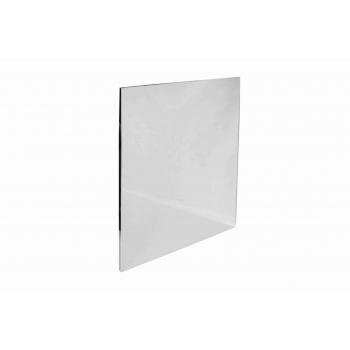 "Экран нержавеющий зеркало 900*900мм + загиб 10мм (под 45"")"