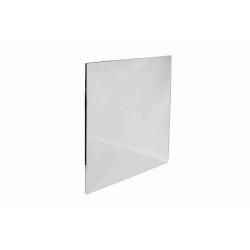"Экран нержавеющий зеркало 700*700мм + загиб 10мм (под 45"")"