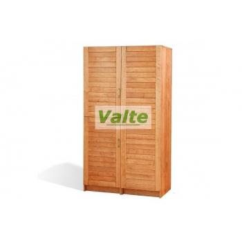 Шкаф Valte на две секции 1000(500+500)*500*1800мм